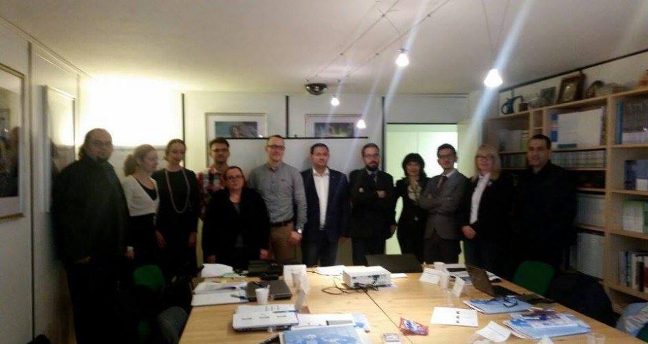 Kick-off meeting of the UPSKILLEAD project