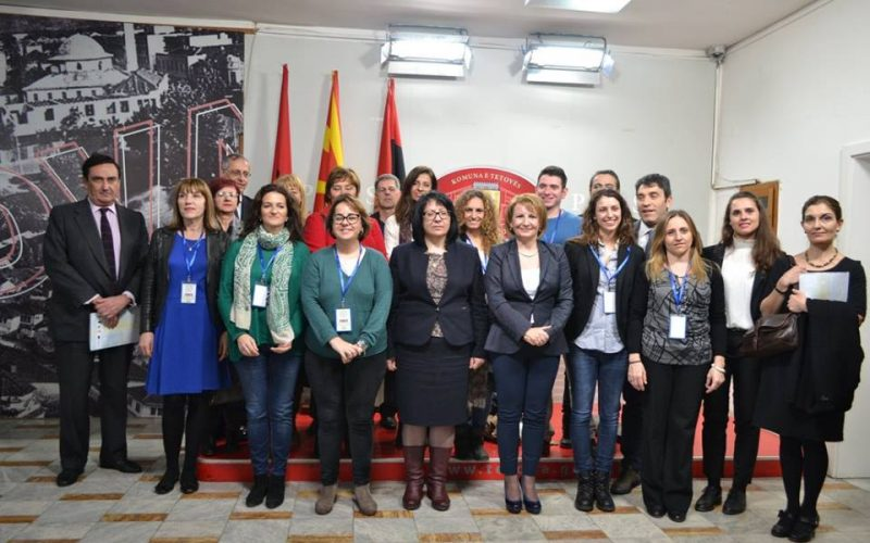 European Network of Women Mayors for Equal Opportunities in Citizens' Life – Project Meeting