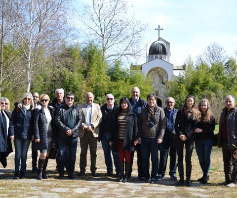 Kick-off meeting of the Solidarity4Heritage project