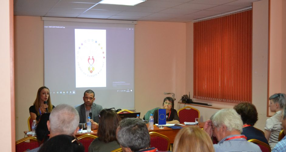 "Fourth meeting of the ""Heart of Europe HE-ART"" project"