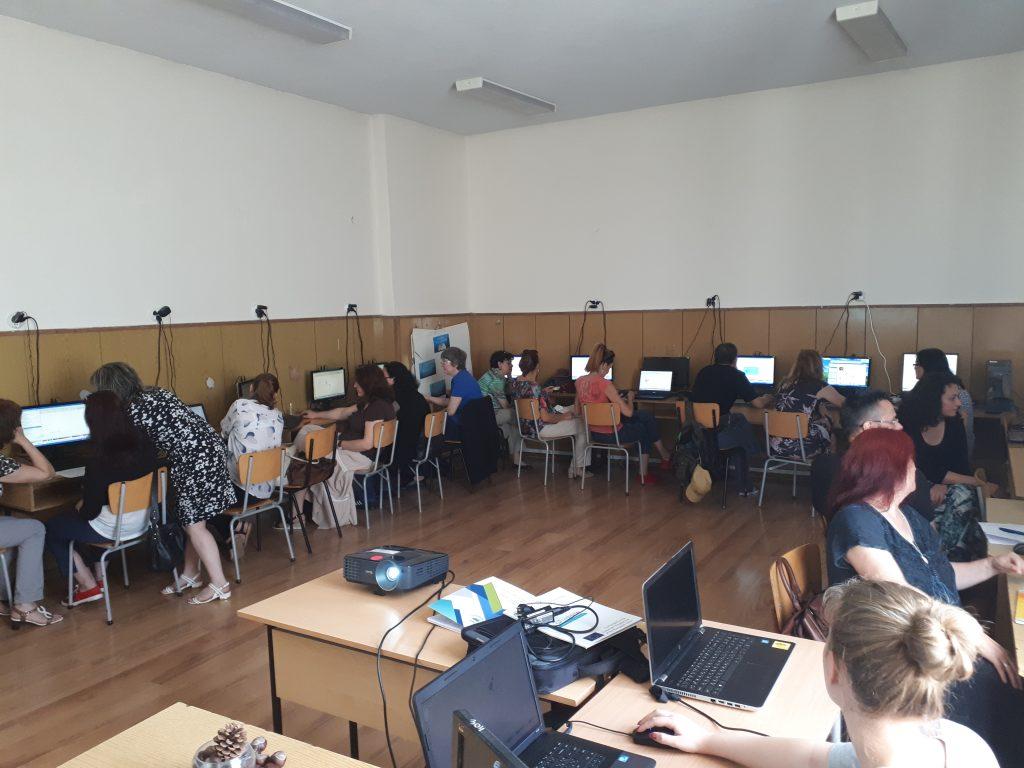 UPSKILLEAD: ICT training