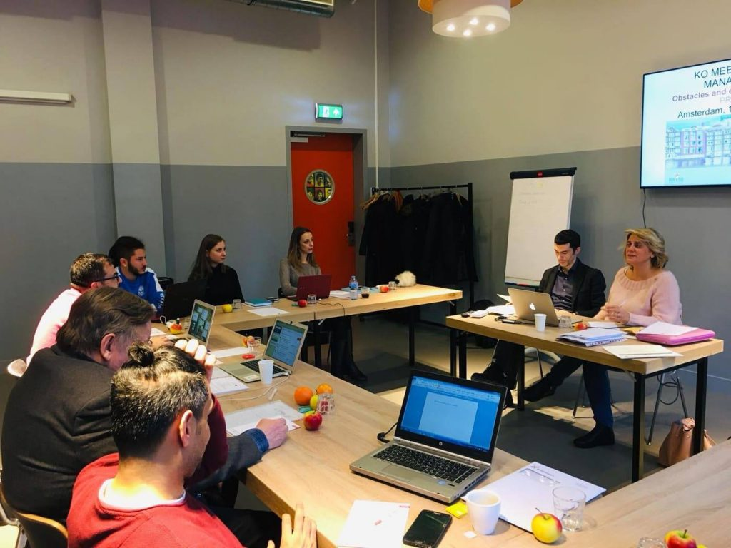 Kick-off meeting of the RAYSE project – Raising Awareness of Youth Europeans of Second Generation with migration background