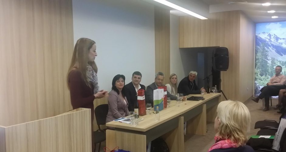 Closing conference of the Solidarity For Heritage project