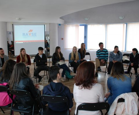 Project RAYSE – Event in Blagoevgrad