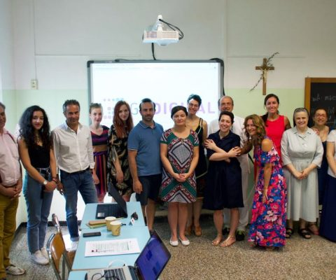 3rd Transnational Project Meeting GoDIGITAL