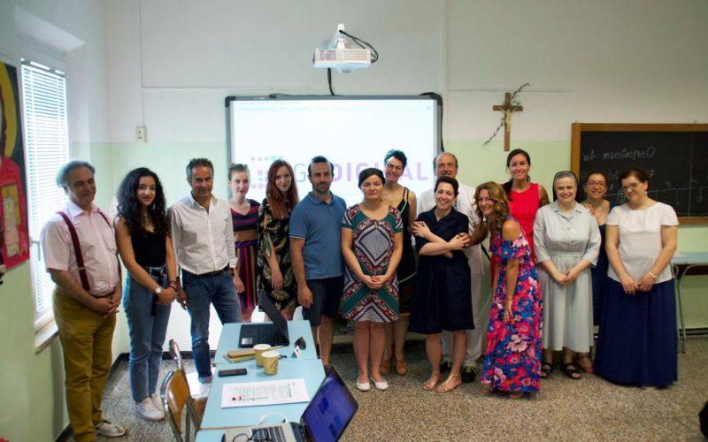 3rd Transnational Project Meeting GoDIGITAL