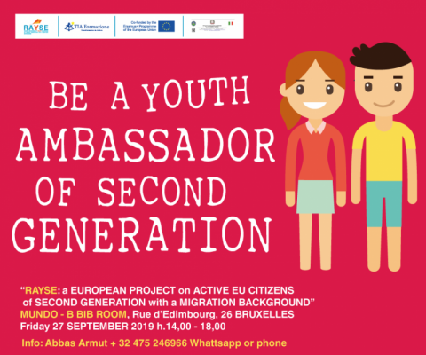 RAYSE Initiative on 27th September in Brussels
