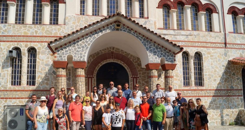 """Third meeting of the project """"Solidarity 4 Heritage""""- Agia, Greece"""