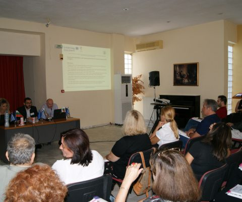 Final Event of the Project ACT SOCIAL – Thermi, Greece