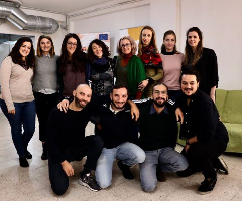 """Kick-off meeting of the project """"Dance Against Bullying"""""""