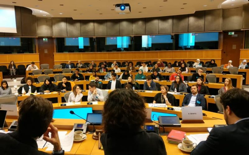 Project RAYSE: Final Conference in Brussels
