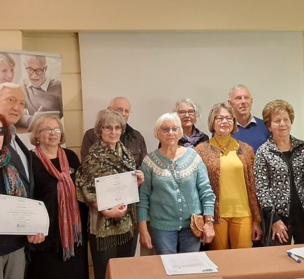 ICT training for seniors in Athens                                       C2 Blended Mobility