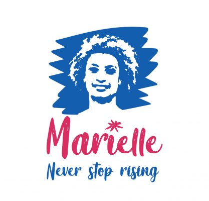 Marielle – Never Stop Rising