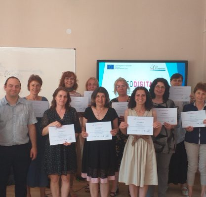 Training for Primary School teachers within the project GoDIGITAL