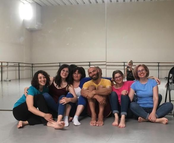 Dance Therapy training for trainers